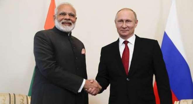 روس نے بھارت کیساتھ دفاعی تعاون محدود کرنے کیلئے سنجیدگی سے غور شروع ..