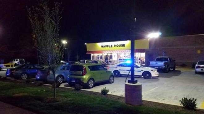 امریکی شہرنیش ول کے ریستوران میں فائرنگ،4 افراد ہلاک،3 زخمی