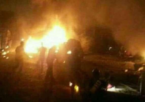 ایران، سرحدی چوکی پر حملہ، 3 فوجی ہلاک،3حملہ آور بھی مارے گئے