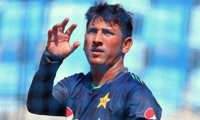 شاداب خان کی جگہ یاسر شاہ انگلینڈ سیریز کیلئے قومی ٹیم میں شامل
