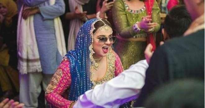 کامیڈین فائزہ سلیم کا دلہنوں کو اپنی شادی کو خوب انجوائے کرنے کا مشورہ