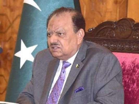 صدر مملکت نے سینیٹ کااجلاس جمعہ 27 اپریل کو پارلیمنٹ ہائوس اسلام آباد ..