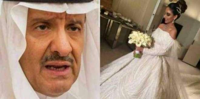 68 سالہ سعودی شہزادے سلطان بن سلمان نے 25 سالہ لڑکی سے شادی کرلی