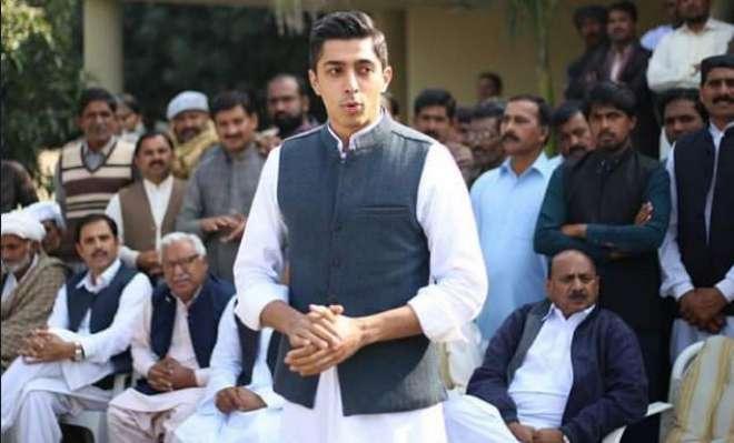 جہانگیر ترین کے بیٹے علی ترین نے پاکستان تحریک انصاف کو ٹکٹ واپس کر ..
