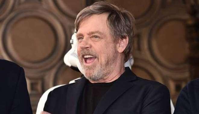 ہالی وڈ اداکار مارک ہیمل ہال آف فیم شخصیات کی فہرست میں شامل