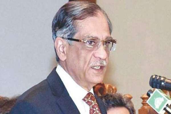 چیف جسٹس پاکستان کل اور پرسوں لاہور رجسٹری میں کیسزکی سماعت کرینگے