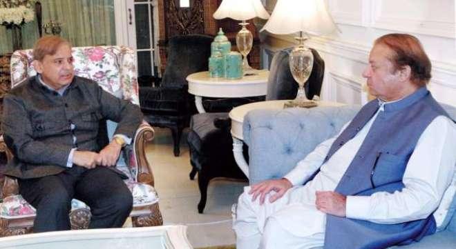 قائد ن لیگ نوازشریف نے بھی عثمان بزدارکی حمایت کردی