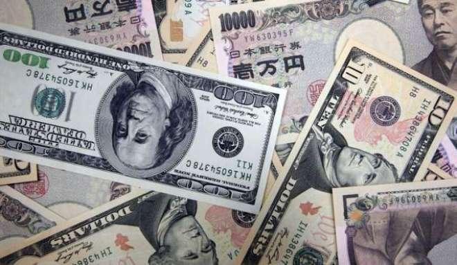 امریکی ڈالر کو جاپانی ین کے مقابلے استحکام