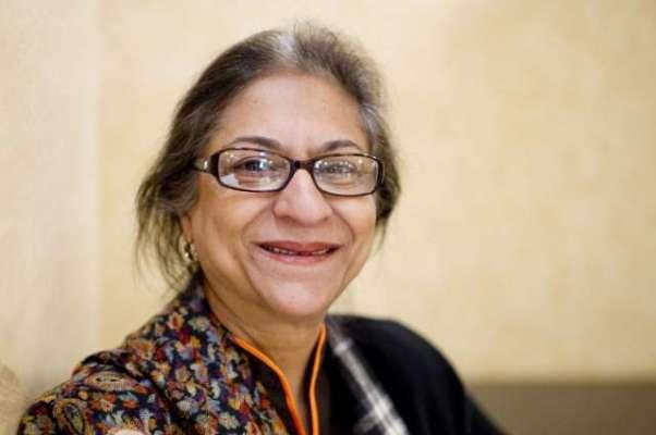 اراکین سینٹ کا ممتاز قانون دان اور انسانی حقوق کی علمبردار عاصمہ جہانگیر ..