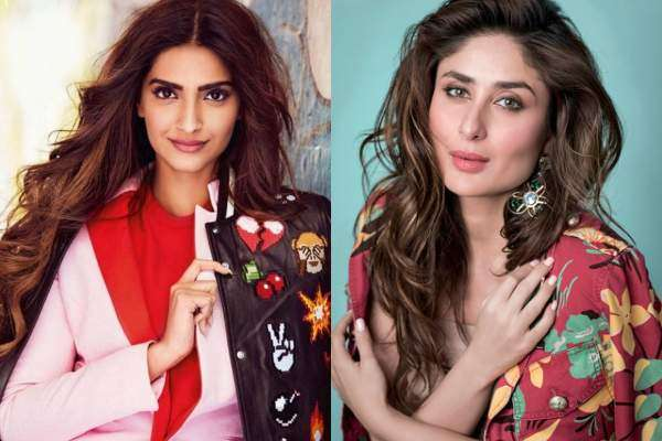 کرینہ کپور خان اور سونم کپور کے لئے تیمور اورآنند اہوجا خوش قسمتی ..