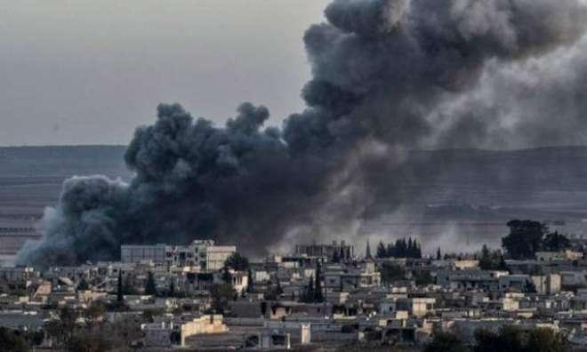 امریکا کا شام میں دوبارہ کارروائیاں کرنے کا اعلان