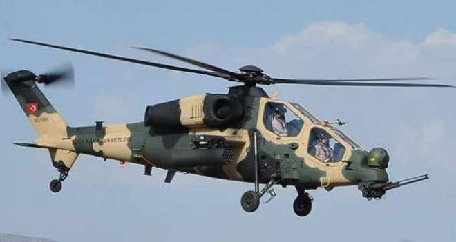 پاکستان ، ترکی سے 30 اتاک ہیلی کاپٹر خریدے گا