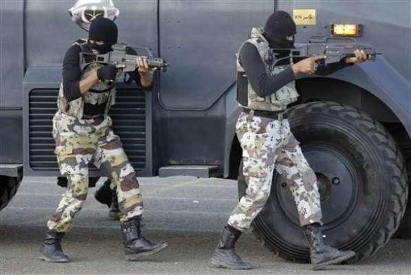 سعودی عرب میں منشیات کا دھندہ کرنیوالے اور پولیس کے درمیان جھڑپ 1اہلکار ..