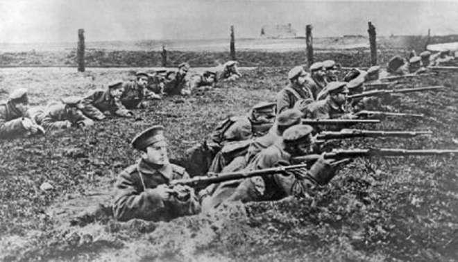 پہلی عالمی جنگ کے خاتمے کی 100 سالہ برسی اتوار کو منائی جائیگی