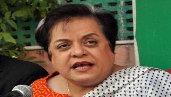 موجودہ حکومت کے 100دن،  شیریں ایم مزاری نے وزارت انسانی حقوق کی کارکردگی ..
