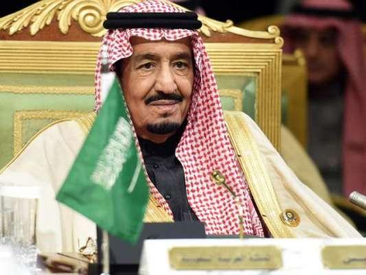 سعودی عرب کے فرمانروا شاہ سلمان بن عبدالعزیز نے اپنے صاحبزادے کی پالیسیوں ..