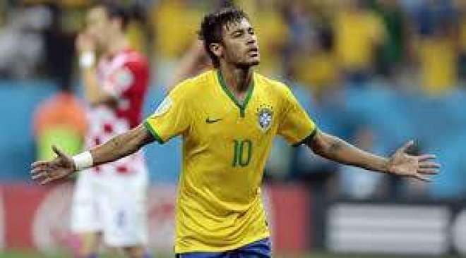 سپر سٹار فٹبالر نیمار جونیئرنے ورلڈ کپ میں شمولیت کیلئے فٹنس ٹیسٹ دیدیا