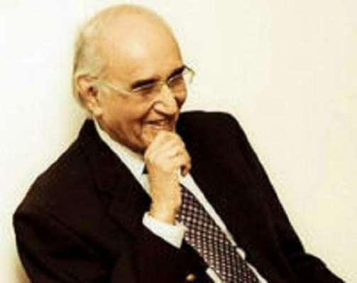 مشتاق احمد یوسفی کے انتقال پر شوبز اور ادبی شخصیات کا اظہار تعزیت