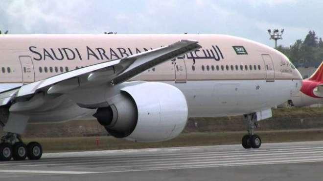 اسلام آباد ایئرپورٹ پر رات گئے سعودی ایئرلائن کا طیارہ حادثے سے بچ ..