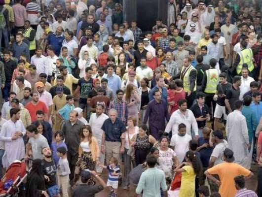 متحدہ عرب امارات: دُبئی کی آبادی تیس لاکھ سے تجاوز کر گئی