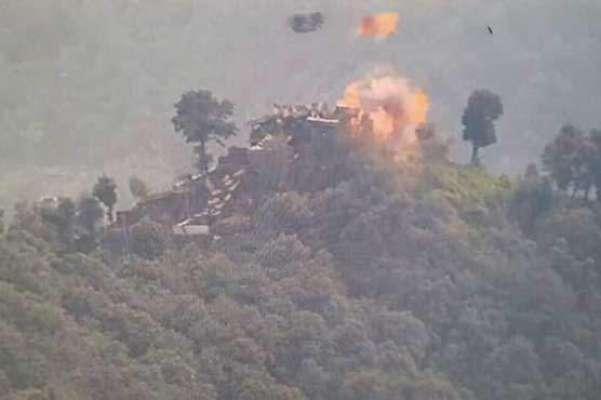 بھارتی فوج کی لائن آف کنٹرول پربلااشتعال فائرنگ