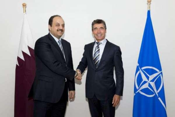 نیٹونے خلیجی ریاست قطر کو اپنے اتحاد میں شامل کرنے سے انکار کر دیا