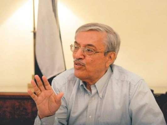 سابق نگران وزیر اعلی سندھ جسٹس زاہد قربان علوی انتقال کر گئے