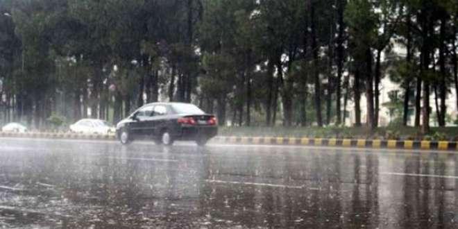 بارش برسانے والا نیا سلسلہ ملک میں داخل