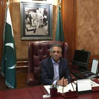 گورنرسندھ محمد زبیر کا سبکدوش وزیر اعلیٰ سندھ اور کابینہ اراکین کے ..