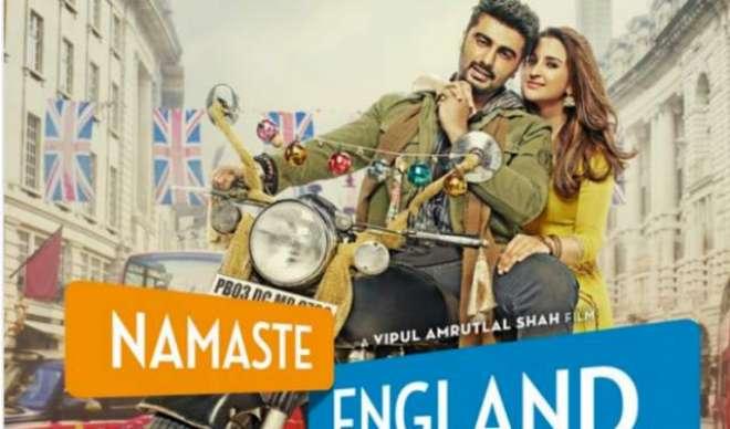 فلم ''نمستے انگلینڈ'' کا نیا پوسٹر جاری