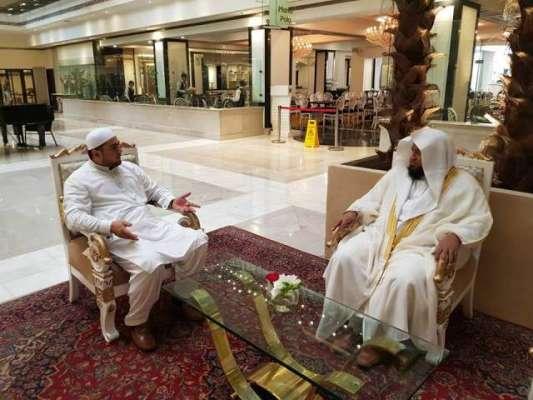 مسجد نبوی ﷺ کے خطیب دورہ لاہور میں 'لٹ' گئے،چاہنے والے نے بڑا نقصان ..