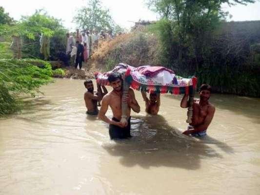 لاڑکانہ میں ذولفقار علی بھٹو کے آبائی علاقے کے مکین بنیادی سہولتوں ..