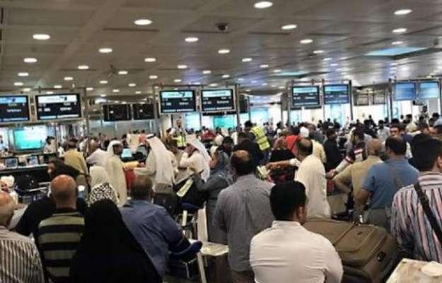 کویت میں انٹرنیشنل پروازیں یکم اگست سے بحال ہو جائیں گی