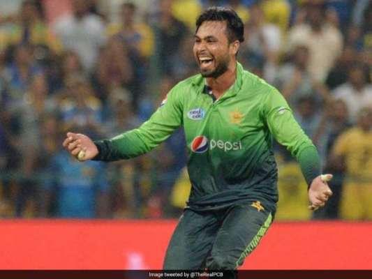 قومی کرکٹ ٹیم کی آل راونڈر فہیم اشرف نے اپنی خدمات قومی ٹیم کو فراہم ..
