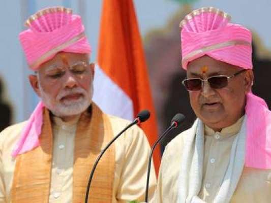 مودی تعلقات سنوارنے نیپال پہنچ گئے،900 میگاواٹ بجلی منصوبے کا افتتاح