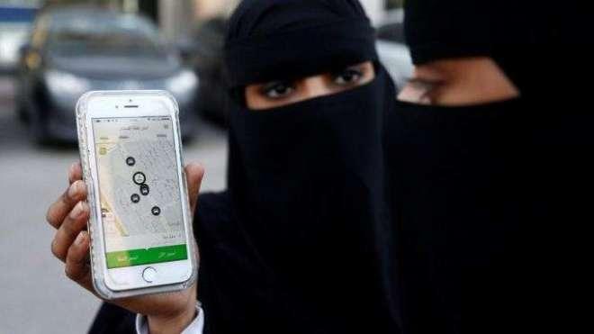 سعودی عرب میں اٴْوبر اور کریم کا خواتین ڈرائیوروں کیلئے شاندار اعلان
