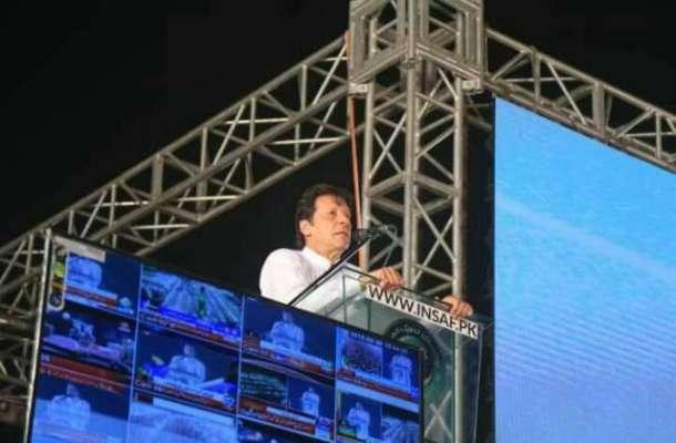 معروف صحافی بھی عمران کی تقریر کی تعریف کرنے پر مجبور ہو گئے