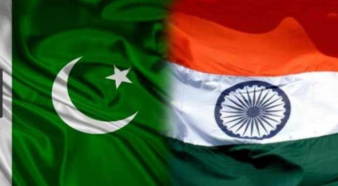 پاکستان اور بھارت کے درمیان شنگھائی تعاون تنظیم کے تحت قیام امن میں ..