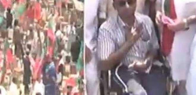 اگر عمران خان کے لیے جان چلی جائے تو اس سے بڑا صدقہ جاریہ کیا ہو گا، ..