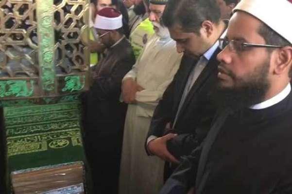 میاں شہباز شریف ،بیگم کلثوم نواز کی میت کو لے کر پاکستان کے لیے روانہ ..