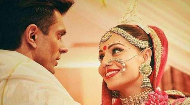 بپاشا باسو اور کرن سنگھ گروور کی شادی کو 2 سال مکمل