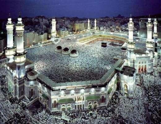 سعودی عرب: آج سے شبینہ عبادات کا سلسلہ شروع ہو گیا