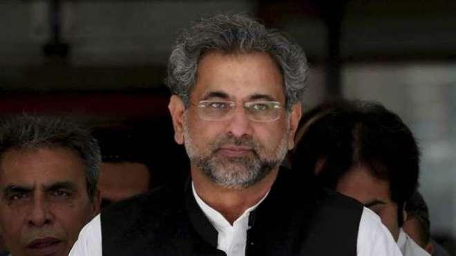 وزیراعظم شاہد خاقان عباسی آج(ہفتہ) کو حافظ آباد کا دورہ کریں گے