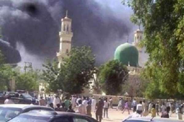 مسجد پر خود کش بم حملے،معصوم بچوں سمیت درجنوں نائجیرین ہلاک