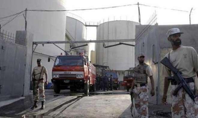 کراچی،کیماڑی ٹرمینل پر آئل کمپنیوں کو کام سے روک دیا گیا