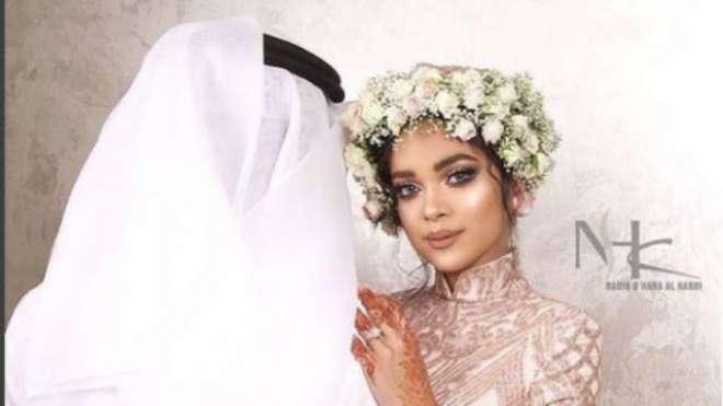 فجیرہ: شادی کی تقریب کے دوران نوبیاہتا جوڑے کا ہیجان خیز ناچ