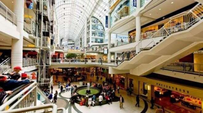 متحدہ عرب امارات میں تمام شاپنگ مالز دو ہفتوں کے لیے بند کرنے کا اعلان