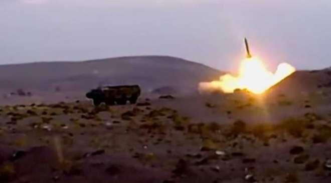 سعودی عرب کے دارالحکومت پر چار میزائل حملے