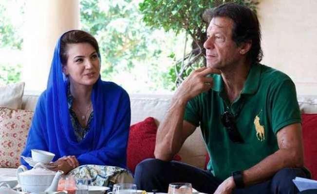ریحام خان عید کے بعد عمران خان پر  ایک اور بم گرانے کو تیار