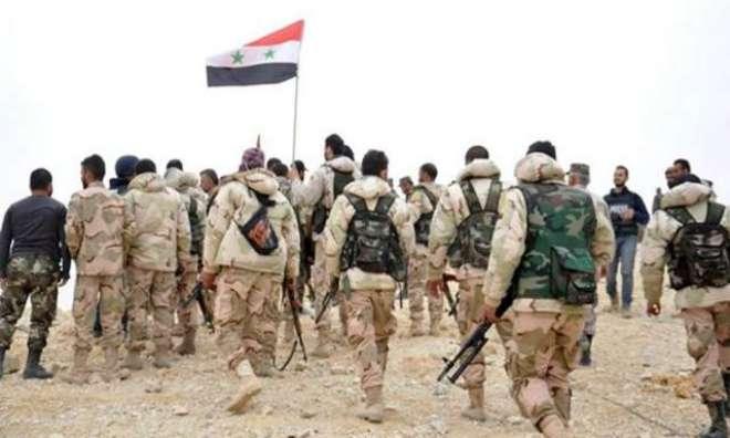 شامی حکومت کی بڑی کامیابی